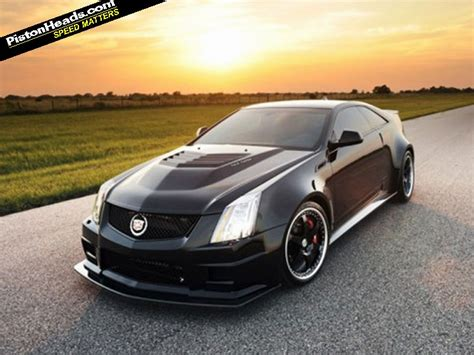Cadillac Cts V Hennessey For Sale
