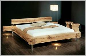 Bett Alte Balken : bett aus alten balken bett aus alten balken diy balkenbett pinterest wohnzimmer grau gelb ~ Sanjose-hotels-ca.com Haus und Dekorationen