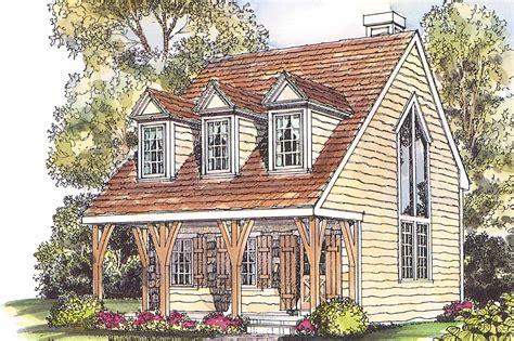 Adorable Cape Cod Home Plan