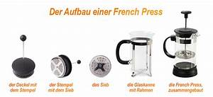 French Press Kanne : french press aromatische kaffeezubereitung jungborn ~ Orissabook.com Haus und Dekorationen
