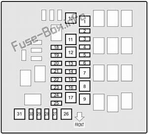 Fuse Box Diagram Suzuki Ignis  2016