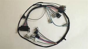 1965 Impala Ss Under Dash Instrument Cluster Wiring