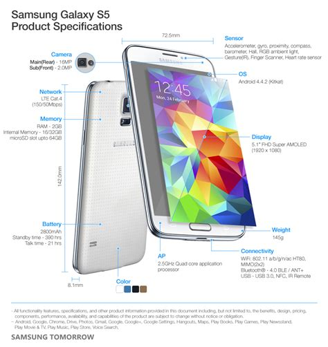 samsung unveils galaxy s5 to focus on what matters most to