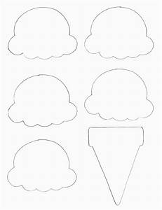 paper ice cream cone project how to make a paper model With paper ice cream cone template
