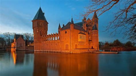 paises bajos castillo heeswijk fondos de pantalla hd