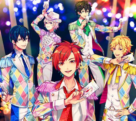 anime idol music bandai follows aikatsu with all male dream festival idols