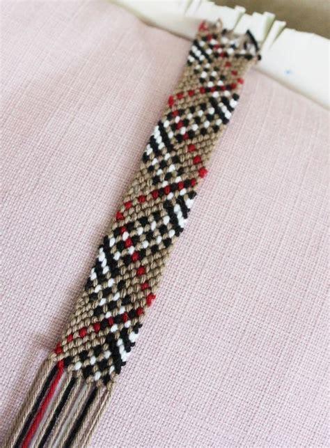 83642 friendship bracelets net burberry friendship bracelet link to pattern someone Inspirational