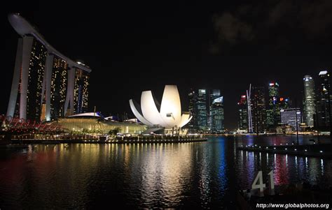 Singapore @ Night Photo Gallery