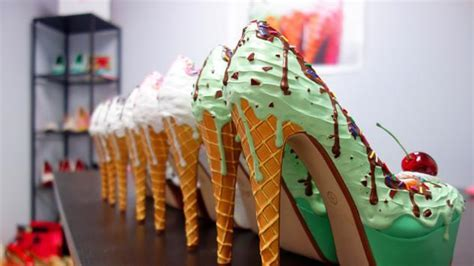 Fashion Meets Food: Shoe Bakery :: Food :: Galleries :: Paste