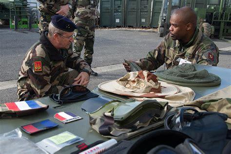 Paquetage Reserviste Armee De Terre by Miramas Sas Logistique Avant Projection Au Mali