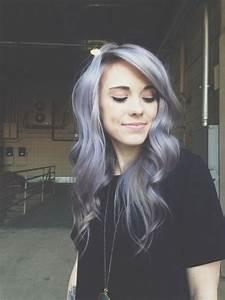 lavender hair on Tumblr