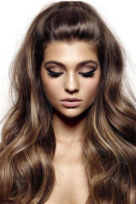 Hairstyles For With Shaped Faces by 10 Gorgeous Haircuts For Shaped Faces Shape