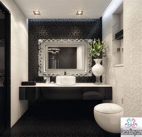 white black bathroom ideas 55 modern bathroom design trends 2017 bathroom