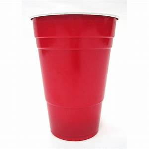 Cups - Beer Pong, Red 25 pk | Catering Supplies | Party ...