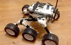 This Amazing 3D Printed Rover Inspired by the Martian ...