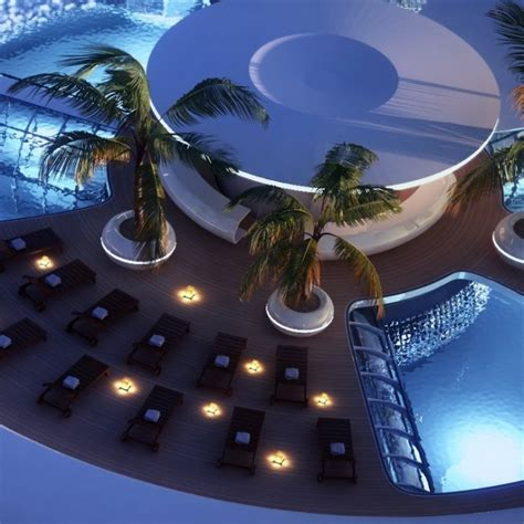 Awesome Underwater Hotel In Dubai The Water Discus awesome underwater hotel in dubai the water discus