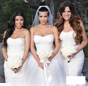 Celebrities of 2012 kim kardashian wedding dress 2011 for Kim kardashian s wedding dress