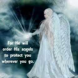 Guardian Angel Protection Quotes