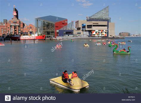 Inner Harbor Boat Rides by Baltimore Maryland Inner Harbor Patapsco River Port