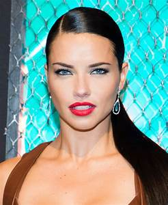 Adriana Lima Puts Her Toned Bod on Display in a Wraparound