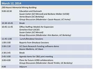 2014 UCRD Network Meeting   Research UC Berkeley