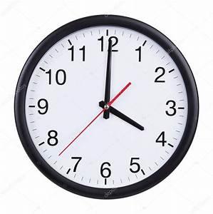 Office, Clock, Shows, Exactly, Four, O, U0026, 39, Clock, U2014, Stock, Photo, U00a9, Dimedrol68, 23704407