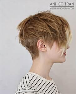 Haare Blondieren Natürlich : h bsche frisuren f r feines haar coole kurzhaarfrisuren f r frauen mit d nnem oder feinem haar ~ Frokenaadalensverden.com Haus und Dekorationen