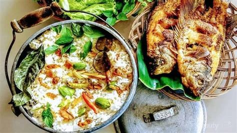 Kencur selalu bisa bikin hidangan semakin segar dan nikmat. Resep Masakan Sunda yang Khas dan Tradisional - Naila Saputri