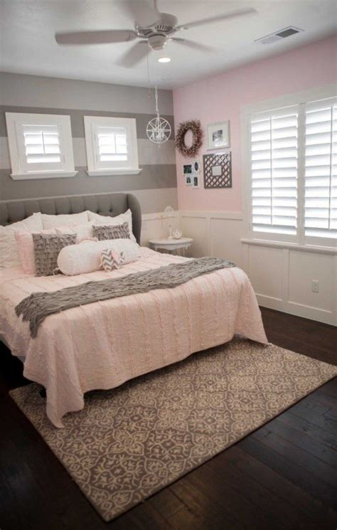 pin  alex bedroom  small bedroom pink gray bedroom
