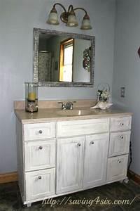 25 simple bathroom vanities painted with chalk paint With annie sloan chalk paint bathroom vanity