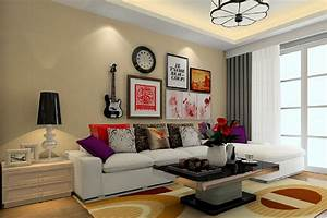 Paint wall designs for living room for Wall paint designs for living rooms