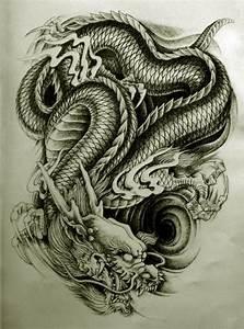 25+ Incredible 3D Dragon Tattoos