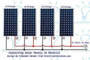 Do It By Self With Wiring Diagram  Wiring Solar Panels In
