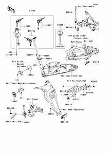 2009 Kawasaki Ninja 650r Parts Diagram