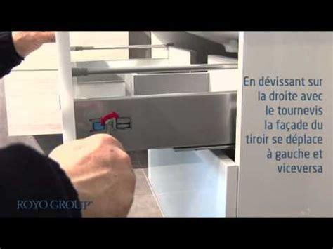 reglage porte cuisine ikea st1 tiroir métallique avec glissières g1 enlever