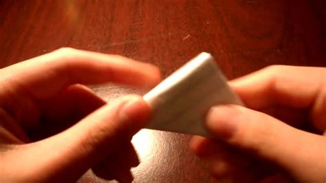 How To Make An Origami Paper Football