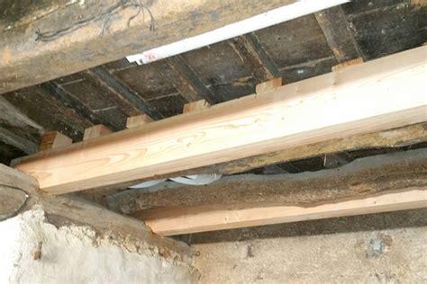 renforcement de plancher p 233 zenas une r 233 alisation ethique habitat h 233 rault