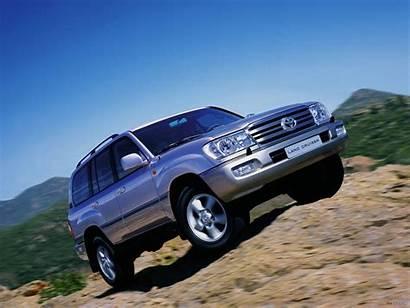 Cruiser Land Toyota Wallpapers 2005 Vx Landcruiser