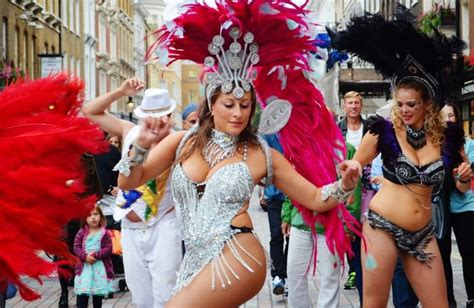 10 best carnivals in the world, must see once in lifetime