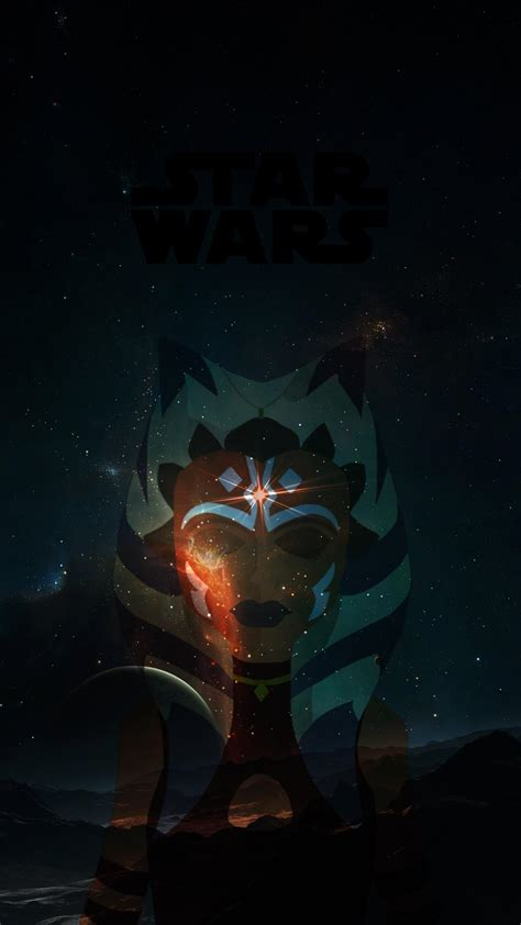 ahsoka tano clone wars iphone wallpapers wallpaper cave
