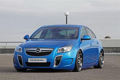 Opel Car : Opel Insignia Opc Tuned By Mr Car Design