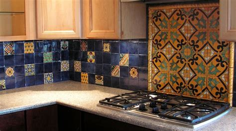 talavera tile kitchen mexican talavera tiles 2653