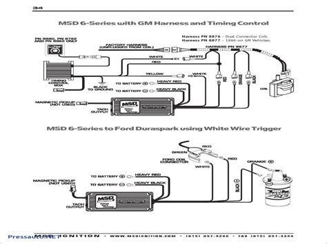 Chevy Distributor Wiring Diagram Forums