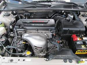 2005 Toyota Camry Le 2 4 Liter Dohc 16