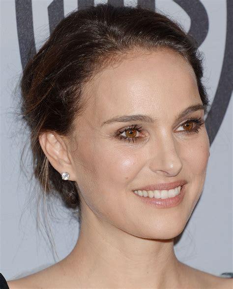 Natalie Portman Instyle Warner Bros Golden Globes