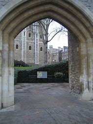 Tower of London Castle Interiors