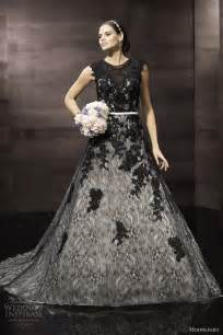 black wedding dresses moonlight collection 2014 wedding dresses wedding inspirasi