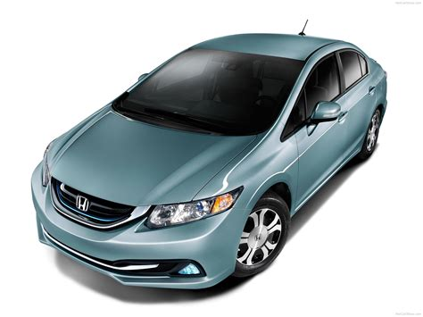 Honda Civic Hybrid 2013 by Honda Civic Hybrid 2013