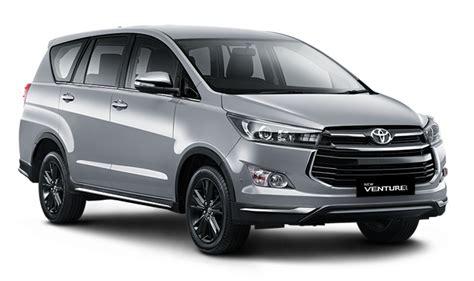 Review Toyota Venturer by Toyota New Venturer Harga Toyota Makassar