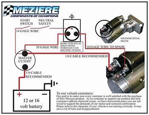Mustang Fuel Pump Relay Wiring